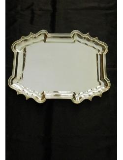Vassoio in argento mod.700