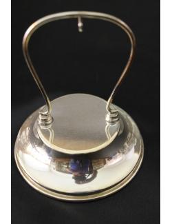 appendi orologio da tasca in argento